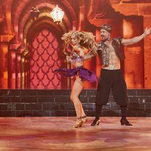 Ples sa zvijezdama, Davor Garić i Valentina Walme (Foto: Nova TV)