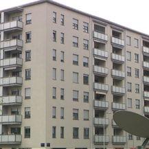 Stambena zgrada (Video: Dnevnik Nove TV)