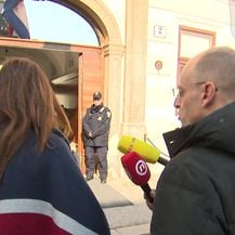 Gabrijela Žalac bez komentara na pokretanje istrage (Video: Dnevnik.hr)
