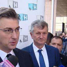 Andrej Plenković i Milan Kujundžić (Foto: Dnevnik.hr)