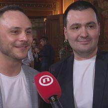 Ivan Tanadarić i Aleksandar Šekuljica (Foto: IN Magazin)