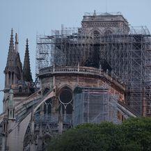 Sanacija požarišta na katedrali Notre Dame (Foto: AFP) - 4