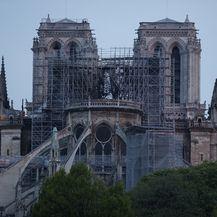 Sanacija požarišta na katedrali Notre Dame (Foto: AFP) - 5