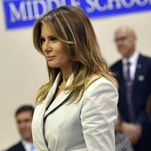 Melania Trump u školi Albritton