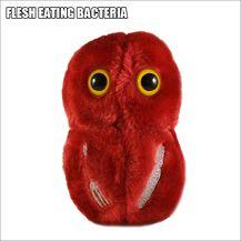 Slatke bolesti (Foto: giantmicrobes.com) - 2