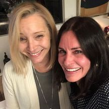 Courteney Cox i Lisa Kudrow (Foto: Instagram)