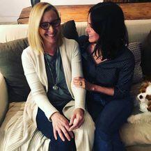 Courteney Cox i Lisa Kudrow (Foto: Instagram)