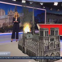 Katarina Alvir o važnosti Notre-Dame (Foto: Dnevnik.hr) - 2