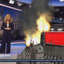 Katarina Alvir o važnosti Notre-Dame (Foto: Dnevnik.hr) - 3
