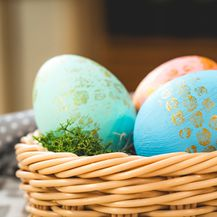 Pastelno- zlatna uskrsna jaja na tri načina - 4