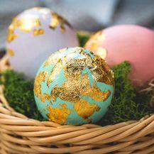 Pastelno- zlatna uskrsna jaja na tri načina - 5