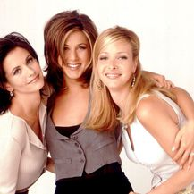 Lisa Kudrow, Courteney Cox, Jennifer Aniston (Foto: Profimedia)