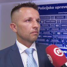 Romano Vaupotić, voditelj krim policije PU Koprivničko-križevačke (Foto: Dnevnik.hr)