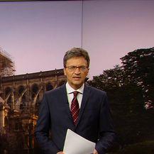 Hrvatska će ponuditi pomoć u obnovi katedrale Notre-Dame (Video: Vijesti u 17h)