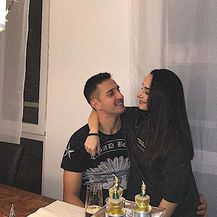 Anita i Mario Gavranović (Foto: Instagram)