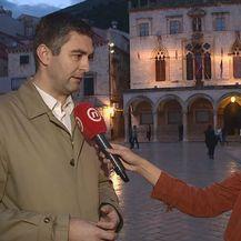 Gradonačelnik Dubrovnik Mato Franković i Paula Klaić Saulačić (Foto: Dnevnik.hr)