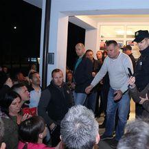 Prosvjed u Konjščini (Foto: Zagorje.com)