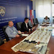 Dovršeno kriminalističko istraživanje u Splitu (Foto: MUP)1