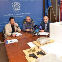 Zapljena droge kod Karlovca (Foto: PU karlovačka) - 1