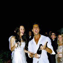 Vjenčanje Nine Morić i Fabrizia Corone (Foto: Profimedia)