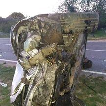 Prometna nesreća u Umagu (Foto: Facebook/Vatrogasci Umag) - 4