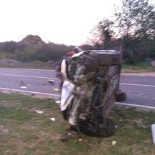 Prometna nesreća u Umagu (Foto: Facebook/Vatrogasci Umag) - 5