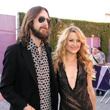 Kate Hudson i Chris Robinson (Foto: AFP)