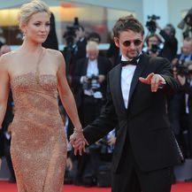 Kate Hudson i Matt Bellamy (Foto: AFP)