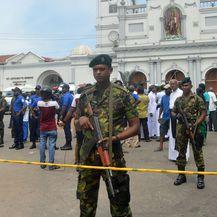 Eksplozije u Šri Lanki na Usrks (Foto: AFP) - 4