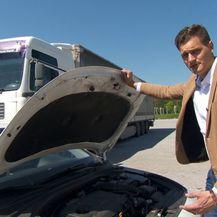 Reporter Dino Goleš praktično objašnjava odluke EU (Foto: Dnevnik.hr) - 1