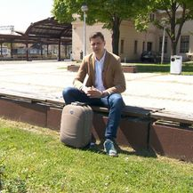 Reporter Dino Goleš praktično objašnjava odluke EU (Foto: Dnevnik.hr) - 3