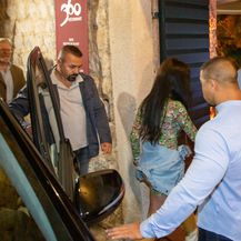 Ronaldo i društvo na večeri u Dubrovniku (Foto: Grgo Jelavic/PIXSELL) - 2