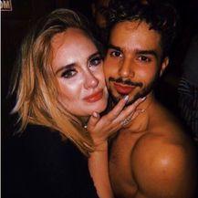 Adele i nepoznati muškarac (Foto: Profimedia)