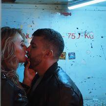 Damir Kedžo i Helena Janjušević (Foto: Screenshot YouTube)