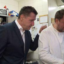Hrvoje Šalković u kuhinji (Foto: IN Magazin) - 1