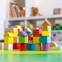Cilj je bio urediti stan u kojem će dijete poželjeti ostati