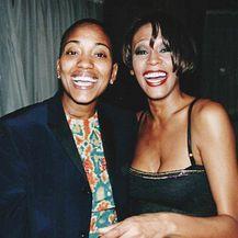 Whitney Houston i Robyn Crawford (Foto: Profimedia)