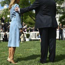 Melania Trump u 'lažnoj' traper-haljini - 5