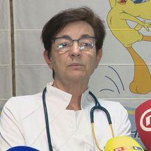 Prof. dr. Jelena Roganović (Foto: Dnevnik.hr)