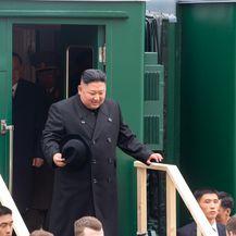 Kim Jong Un stigao u Vladivostok (Foto: AFP) - 7