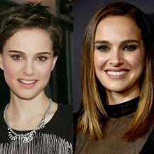 Slavne žene koje dobro izgledaju s kratkom i dugom kosom - 9