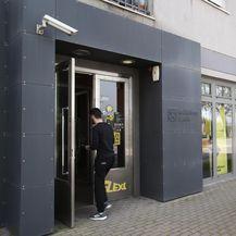 Pokradena poslovnica banke u Metkoviću (Foto: Ivo Cagalj/PIXSELL)