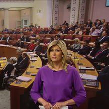 Saborski aktualac potrošen na kampanju za Europski parlament (Video: Vijesti u 17h)