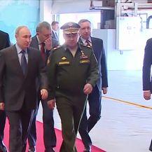 Nova ruska podmornica (Video: Vijesti u 17h)