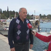 Ribar Danilo Latin i Katarina Jusić (Foto: Dnevnik.hr)