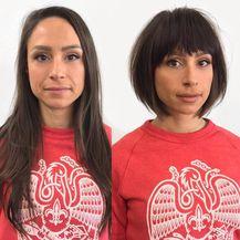Promjena frizure (Foto: brightside.me) - 2