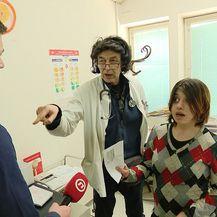 Ambulanta u Obrovcu (Foto: Provjereno) - 2
