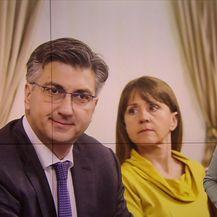 Premijer uputio zahvalu ministrima (Video: Vijesti u 17 Nove TV)