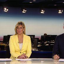 Sanja Vištica o prikupljanju potpisa za referendum (Video: Dnevnik Nove TV)