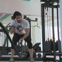 Trening Sebastiana Mendikovića (Foto: Dnevnik.hr)